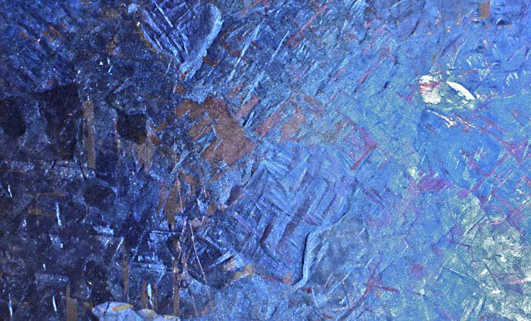 Titanium sample